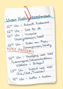 Hochzeitsplanung In Hof Bad Steben Kronach Helmbrechts